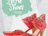Miz Mooz presenta le SHOEFIE, le scarpe per scattare i selfie!