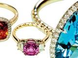 Un anello di fidanzamento da mille e una notte?