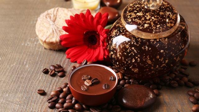 caffè cura di bellezza