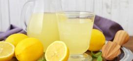 Acqua e limone al mattino: decongestiona e fa dimagrire!