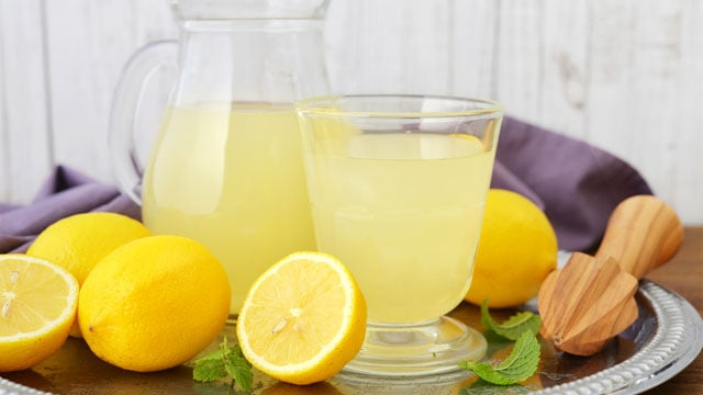 dieta limone acqua tiepida
