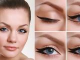 Dalle passerelle arriva l'eyeliner a doppia coda #doubleeyeliner