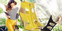 Leighton Meester star per Jimmy Choo