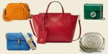 Borse Gucci collezione primavera/estate 2015