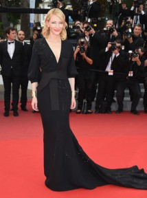 GIORGIO ARMANI DRESSES THE 68th CANNES FILM FESTIVAL