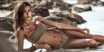 Federica Nargi bikini estate 2015 golden point