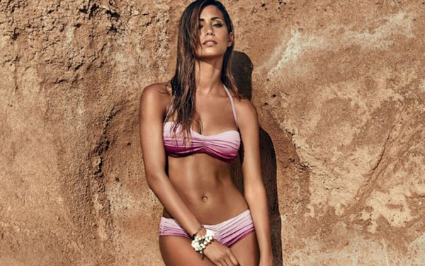 Federica Nargi bikini estate 2015 golden point