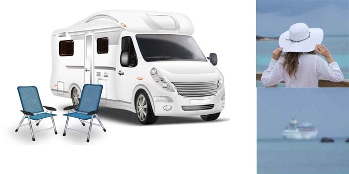 Una vacanza in Camper