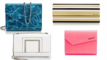Jimmy Choo clutch 2015