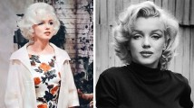 Marilyn Monroe floral dress auction