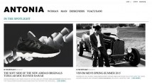 antonia.it cambia look e debutta con l'e-commerce
