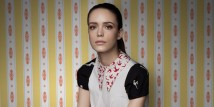 Stacy Martin Miu Miu fragrance