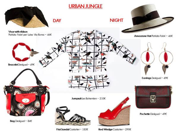 Urban Jungle!