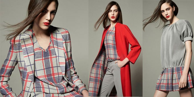 Giorgio Armani - Tartan Capsule Collection