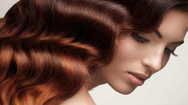 capelli protetti dal sole e splendidi
