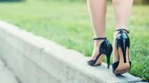 semplici regole per imparare a camminare sui tacchi
