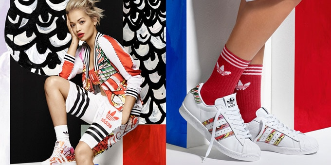 'Dragon Collection' - Rita Ora per adidas originals