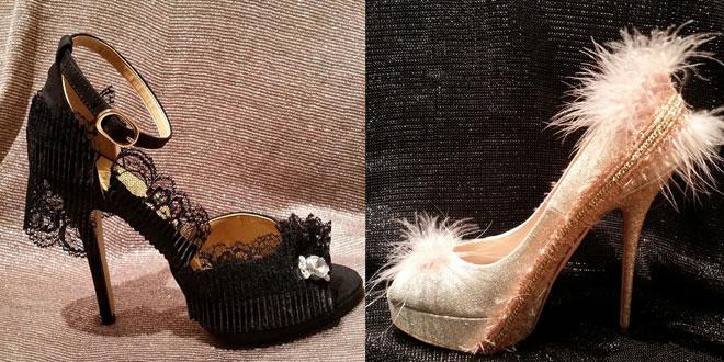 7àMoi decorazione scarpe