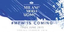 Milano Moda Uomo SS 2016