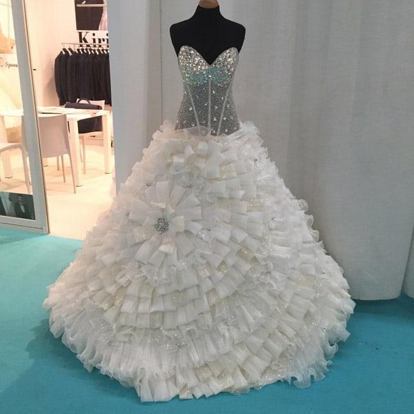 SiSposaItalia - Gli abiti da sposa