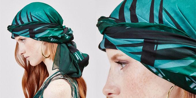 I foulard di Elie Saab e Ratti