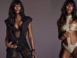 Naomi Campbell incanta nella nuova campagna La Perla