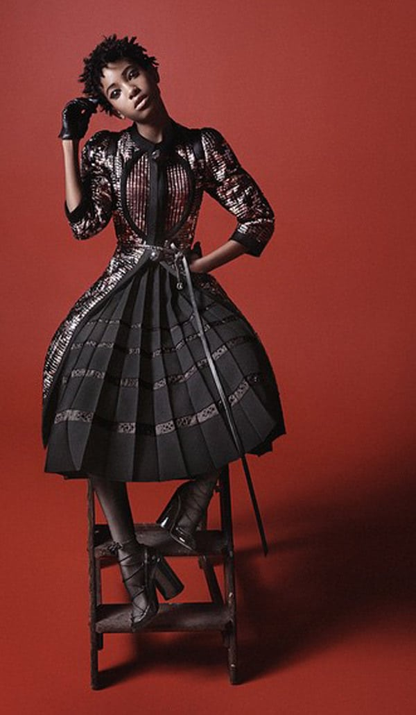 Willow Smith per Marc Jacobs