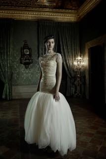 Grimaldi Portraits Haute Couture ss 15-16