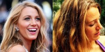 Blake Lively capelli bronde