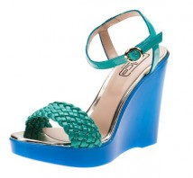 Scarpe in PVC: collezione Calco