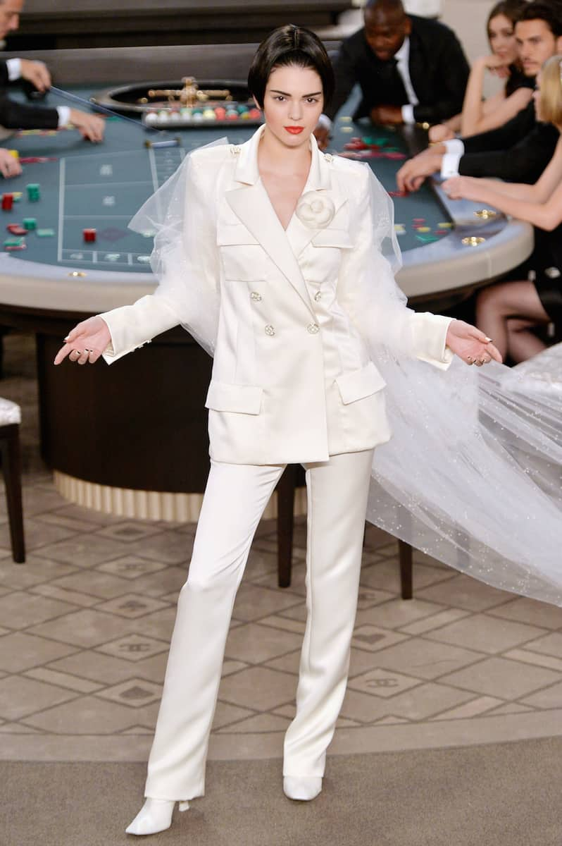 Chanel - FallWinter 20152016 Haute Couture Collection fashion week in Paris