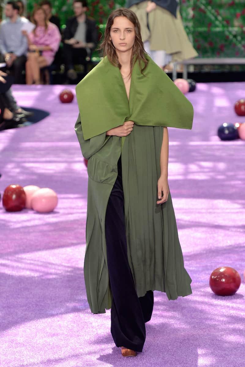 Christian Dior - FallWinter 2015/16 Haute Couture Collection fashion week in Paris