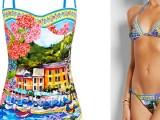 Un tuffo a Portofino con Dolce & Gabbana