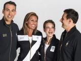 Giorgio Armani veste i campioni azzurri alle Olimpiadi