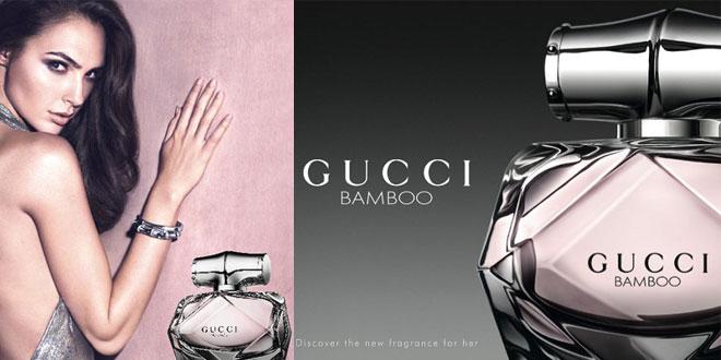 Gucci Bamboo profumo