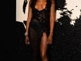 Naomi Campbell in Atelier Versace - Leonardo Di Caprio Foundation Gala