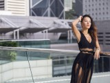 Tina Leung #MMissoni takes #HongKong.