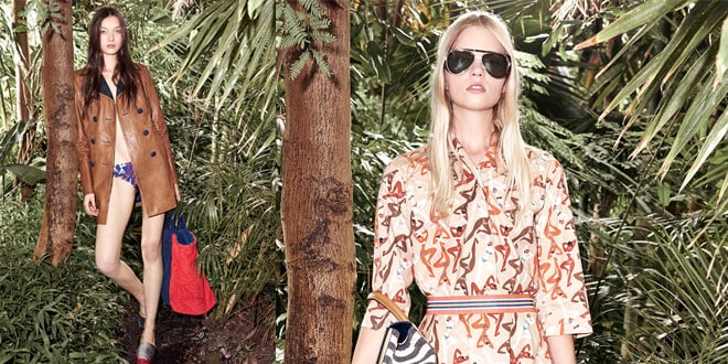 Tommy Hilfiger Resort 2016