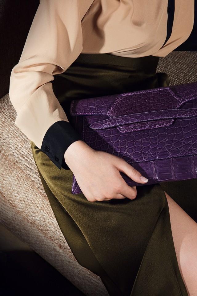 Le borse di Parmeggiani - adv- fw 2015/16
