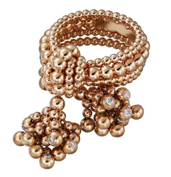 Ben noto L'estate parigina di Cartier: 7 anelli per 7 donne diverse  XV19