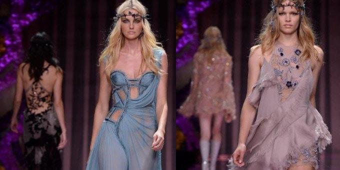 Atelier Versace - f/w 2015/16