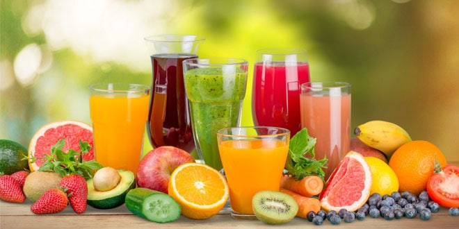 bevande estive naturali