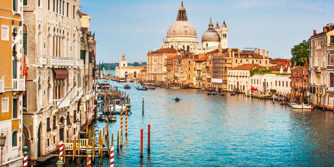 L'interpretazione moderna delle briccole di Venezia