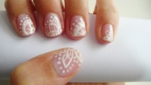 crochet nail art