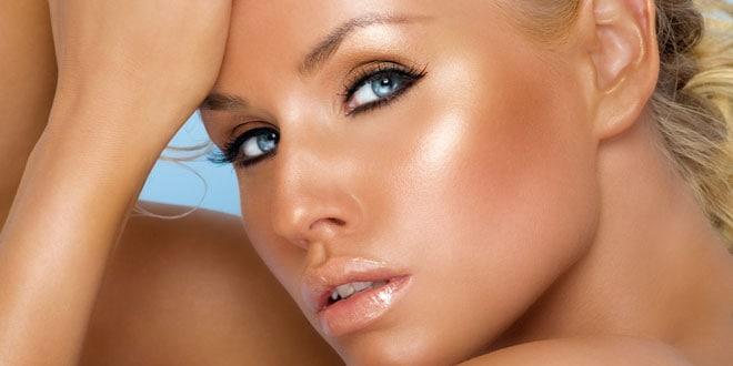make up per abbronzatura
