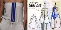 Grinko, uno stile curioso