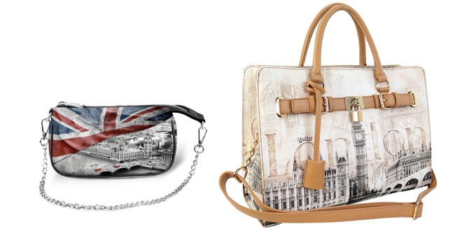 Manie Bag linea London Time