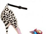 Sophia Webster sandali con-decorazioni-floreale-in-punta