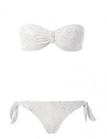 Tezenis costumi estate 2015 bikini-bianco-a-fascia