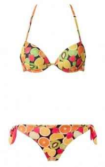 Tezenis costumi estate 2015 bikini-stampa-frutta-tezenis